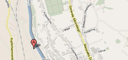 Anfahrt per Google Maps